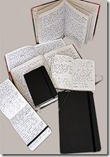 Flemming Bo Jensen notebooks
