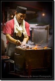 Food! At Mindil Beach Market