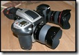 Hasselblad and 5D - 1