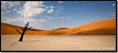 Namibia, Deadvlei by Flemming Bo Jensen Photography.