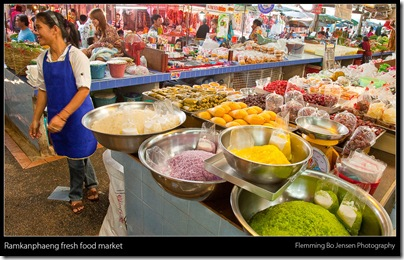 Ramkanphaeng Fresh Food Market