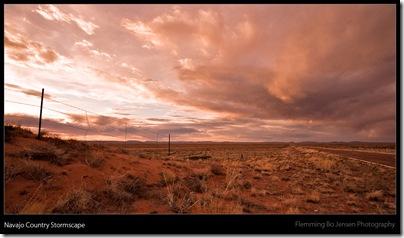 navajo storm - blog