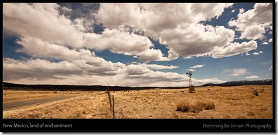 New Mexico plains - blog