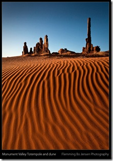 Monument Valley Totem Pole - blog