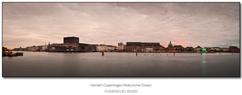 Hamlet Copenhagen Midsummer
