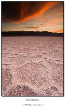 Badwater Bliss -  blog